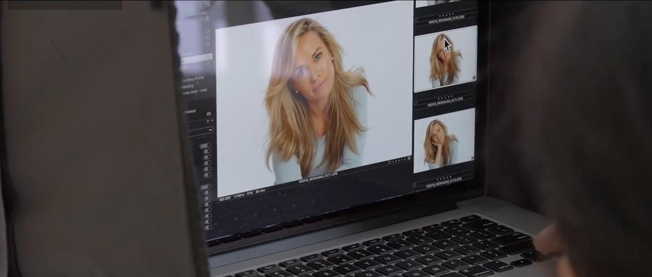 Behind the Scenes Heather Monahan video