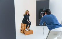 Heather Monahan #Bossinheels - Behind the Scenes