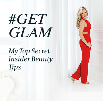 Get Glam - Top Beauty Secrets Heather Monahan