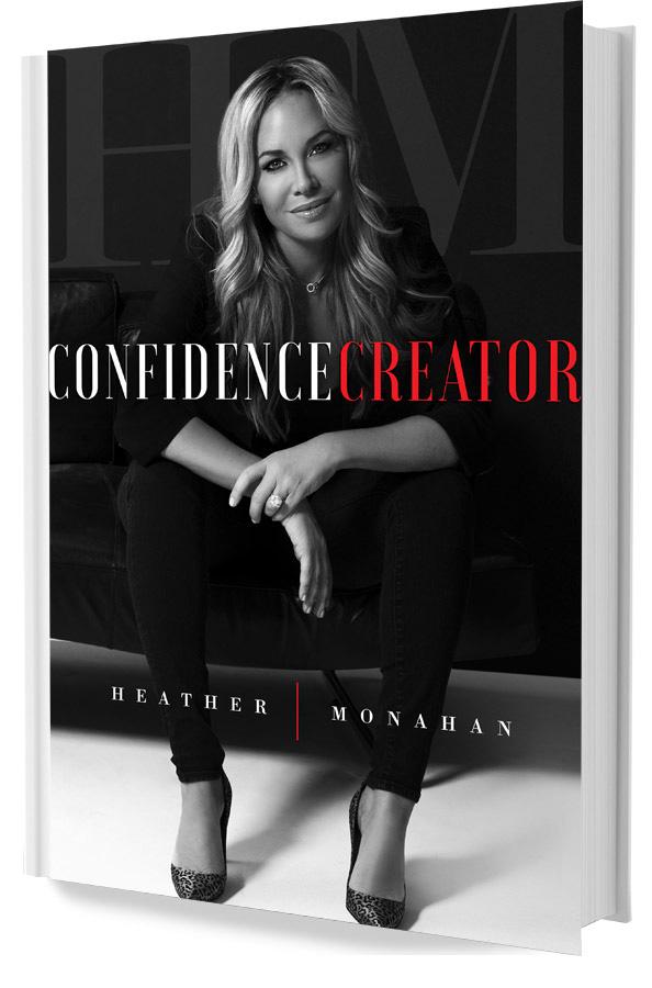 Confident Creator Book Heather Monahan