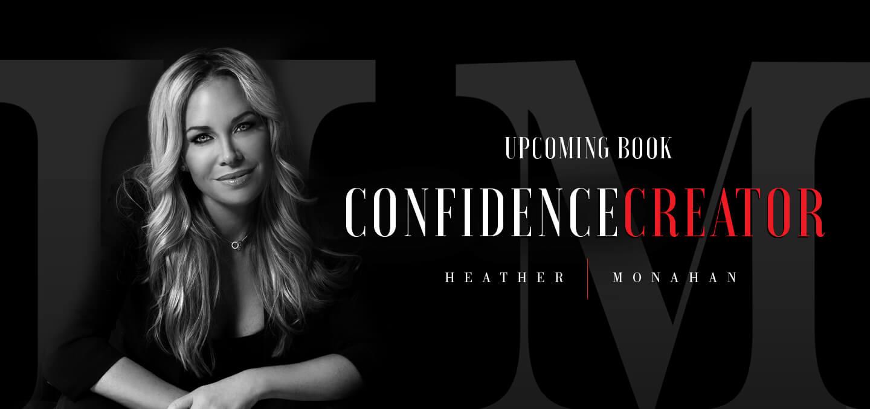 Confidence Creator Book - Heather Monahan