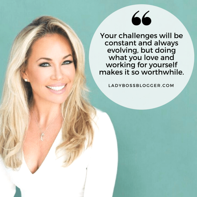 Heather Monahan on life challenges