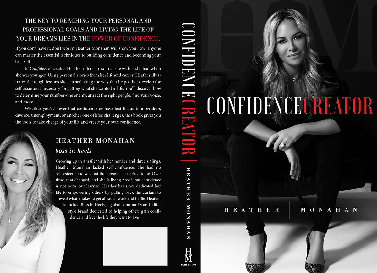 Confidence Creator Book - Heather Monahan