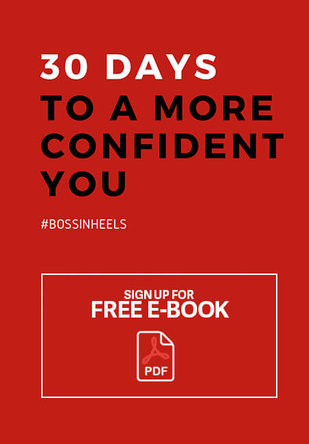 Free e-Book 30 DAYS TO A MORE CONFIDENT YOU