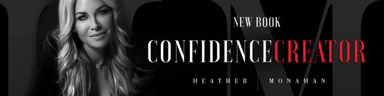 Buy Confidence Creator Book by Heather Monahan