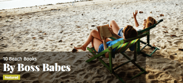 10 Beach Books By Boss Babes